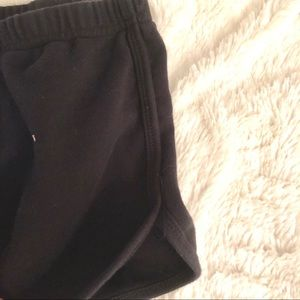 American Apparel Shorts - American Apparel black shorts. Size Large.
